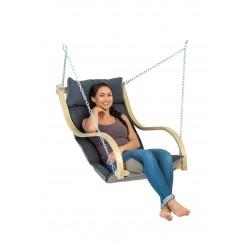 fauteuil suspendu luxe