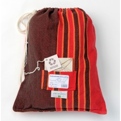 sac de transport rouge