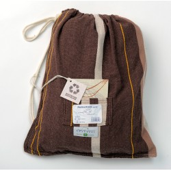 sac de transport marron