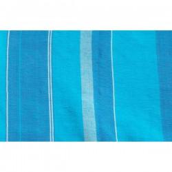 tissu épais bleu