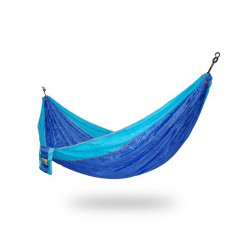 Hamac Hammock simple bleu