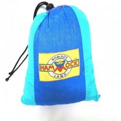 Hamac parachute bleu