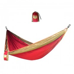 Hammock double rouge