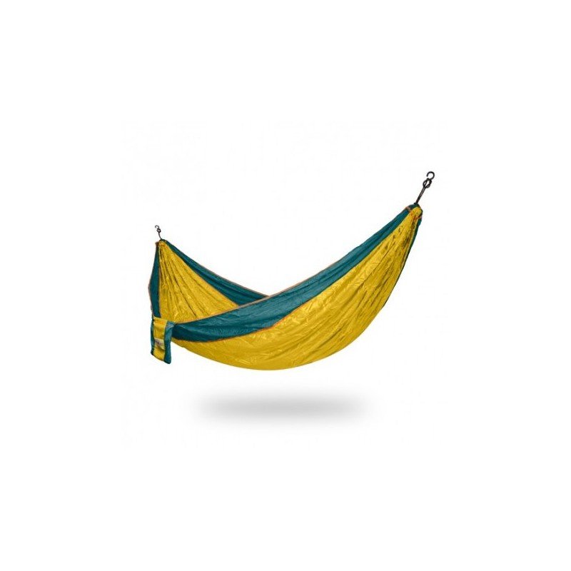 hamac parachute jaune soleil