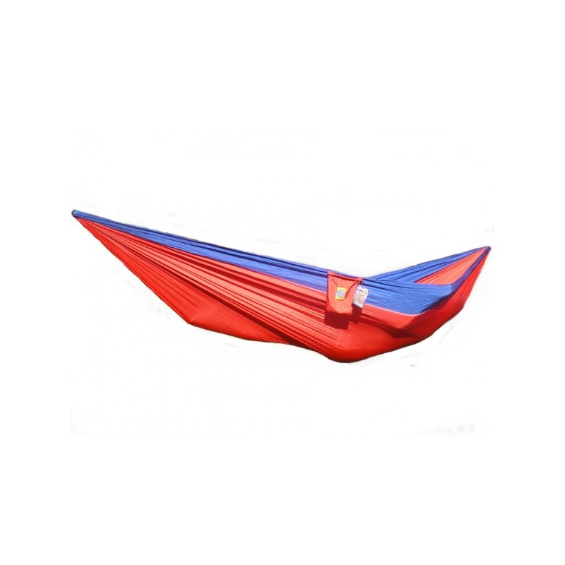 hamac parachute rouge