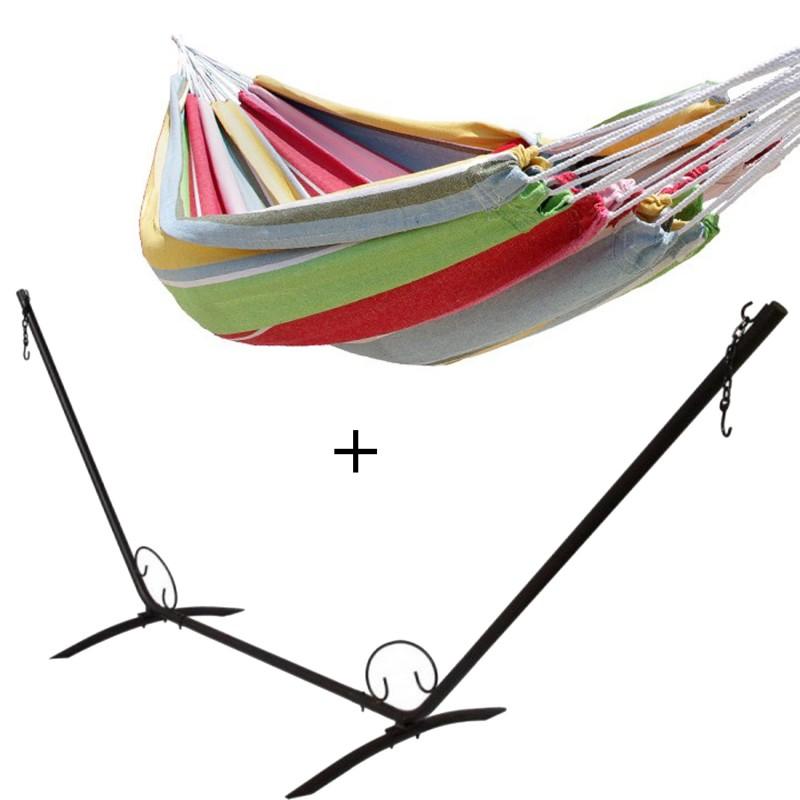 hamac pied finest comment choisir le meilleur hamac sur. Black Bedroom Furniture Sets. Home Design Ideas