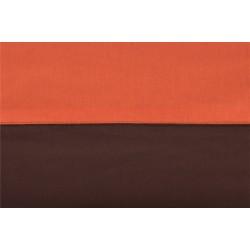 hamac orange marron