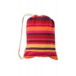 sac hamac rouge