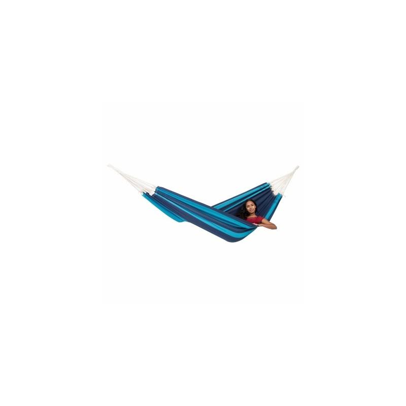 Hamac simple bleu
